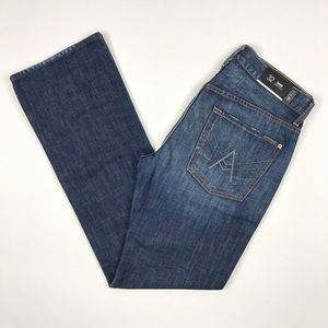7 For All Mankind Brett Bootcut A Pocket Jeans